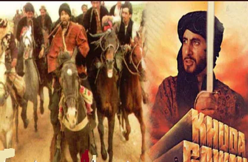 जब Amitabh Bachchan के लिए मुजाहिदीन ने 1 दिन के लिए रोक  थी लड़ाई, अफगानिस्तान के पूर्व राष्ट्रपति ने की थी गुजारिश