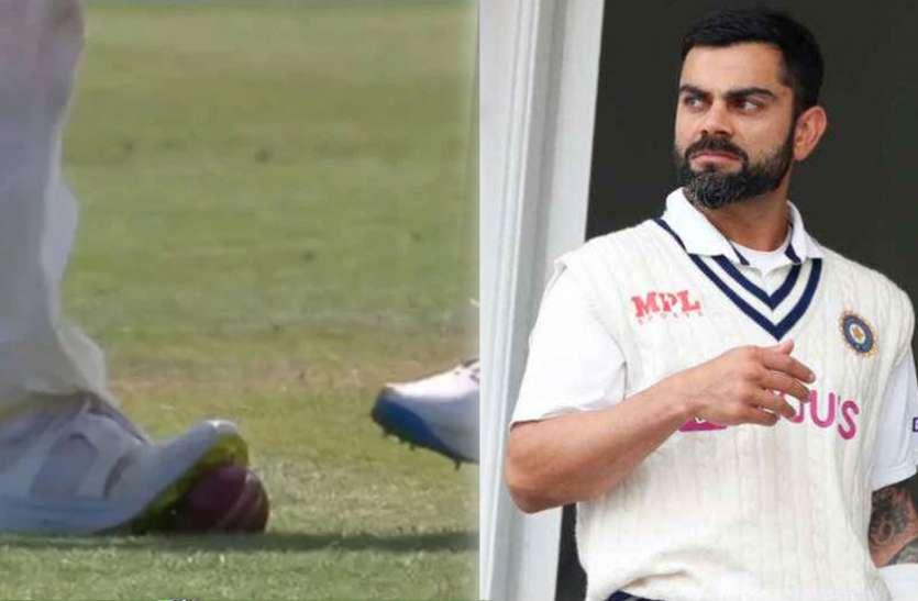 IND vs ENG: भारत के खिलाफ इंग्लैंड ने दूसरे टेस्ट मैच में की बॉल टैम्परिंग?, वायरल हुई शर्मनाक फोटोज