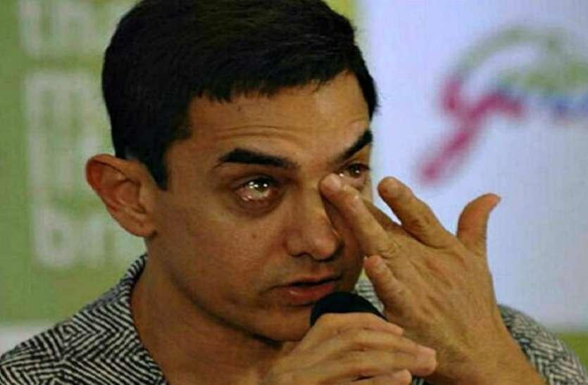 जब ट्रेन की चपेट में आने से बाल-बाल बचे थे आमिर खान, फिल्म के लिए आठ दिनों तक नहीं धोया मुंह