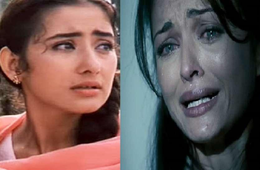 मनीषा कोइराला की इस बात से नाराज होकर कई दिनों तक फूटफूटकर रोती रहीं ऐश्वर्या राय , बताई थी ये वजह