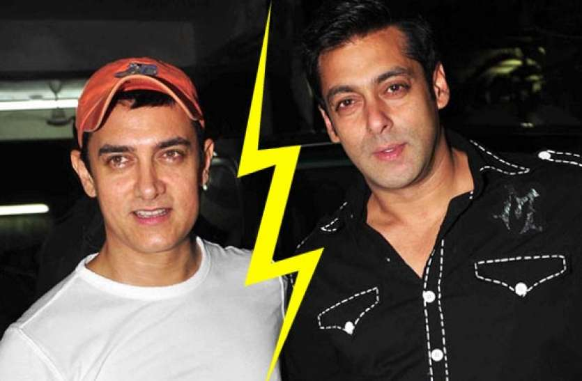 सेट पर Salman Khan के गंदे रवैए को देख चिढ़ गए थे Aamir khan, कर दी थी बातचीत बंद