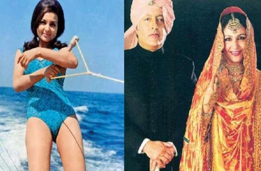 शर्मिला टैगोर के बिकनी पहनने पर जब हुआ था खूब बवाल, तस्वीर देख टाइगर पटौदी का था ऐसा रिएक्शन