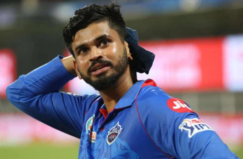 IPL 2021: दिल्ली कैपिटल्स की टीम के बिना ही दुबई पहुंचे श्रेयस अय्यर,जानें क्या है वजह