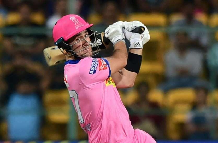 राजस्थान रॉयल्स के खिलाड़ी लियाम ने 20 गेंदों में लगाया सबसे तेज अर्धशतक, 10 छक्के लगाकर निकाला गेंदबाजों का दम