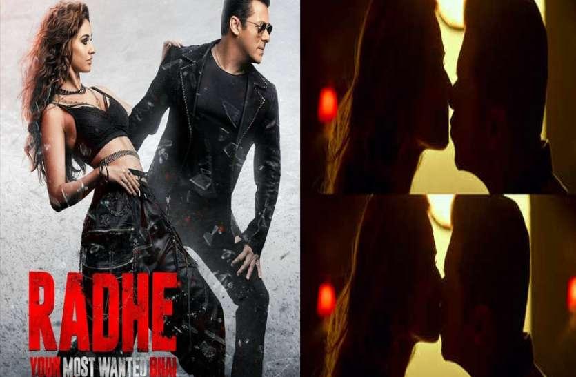 जब No Kiss Policy फॉलो करने वाले सलमान ने Radhe फिल्म में टेप लगाकर किया था दिशा को Kiss