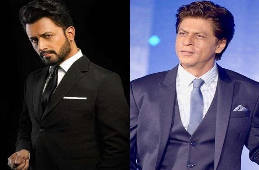 क्या शाहरुख खान के लिए आतिफ असलम के पास नहीं था वक्त? अब सिंगर ने बताया क्यों नहीं गाया गाना