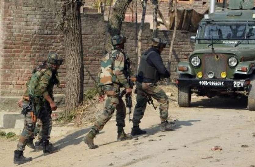 Rajouri Encounter: जम्मू-कश्मीर के राजौरी में एक आतंकी ढेर, मुठभेड़ में सेना का अधिकारी भी शहीद