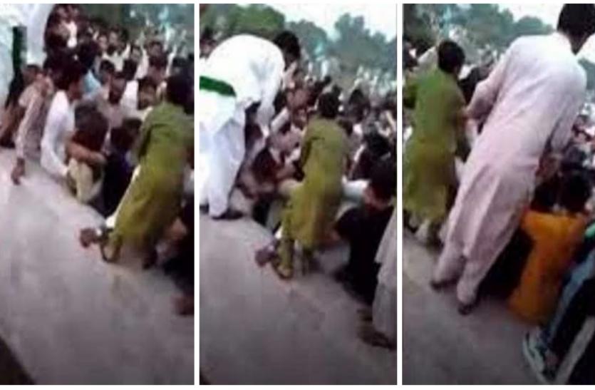 पाकिस्तान: महिला यूट्यूबर के साथ बदसलूकी के मामले में 400 लोग गिरफ्तार
