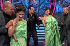 सपना चौधरी का डांस देख दीवाने हुए सलमान खान और अक्षय कुमार, बोले- मुझसे शादी करोगी