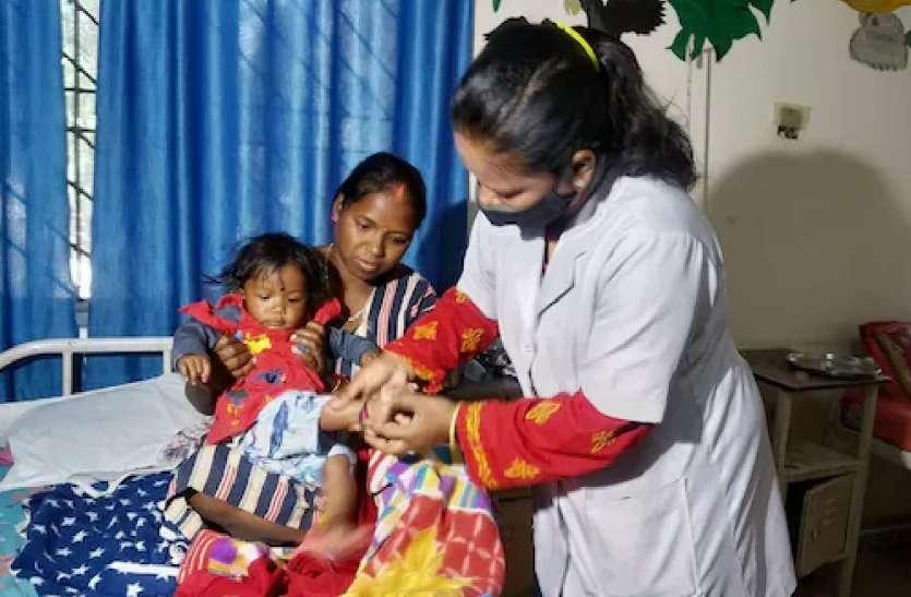दो अक्टूबर तक संभव अभियान जारी, 36856 बच्चे कुपोषित चिह्नित