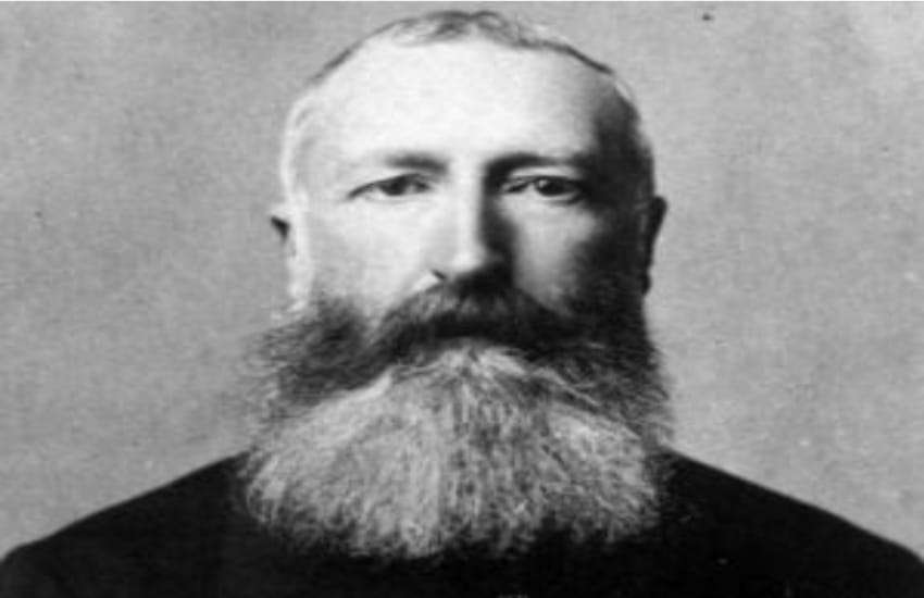 Leopold the IInd of Belgium