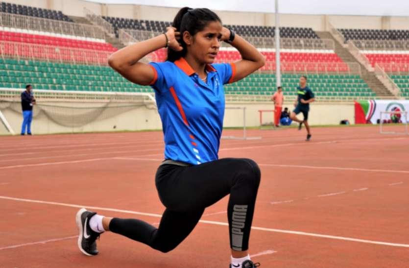 विश्व एथलेटिक्स अंडर-20 चैंपियनशिप : शैली सिंह लंबी कूद के फाइनल में पहुंचीं