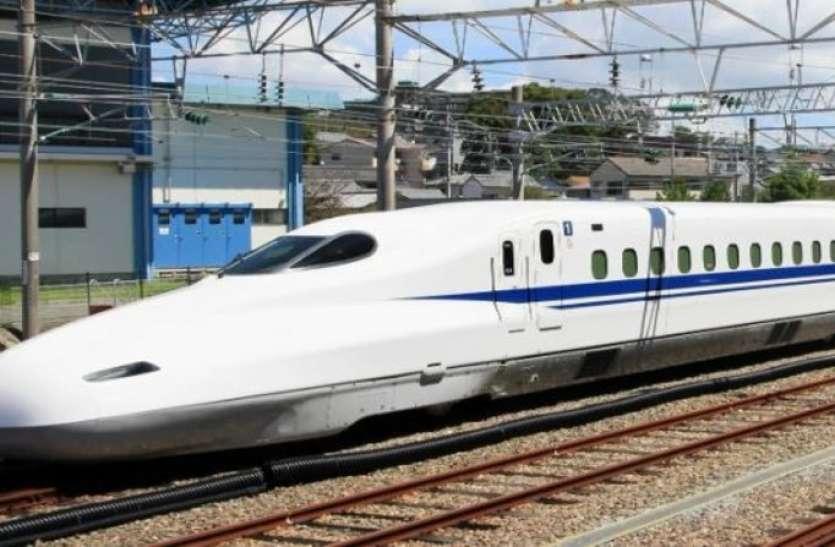 दिल्ली से अयोध्या तक Bullet Train से कर सकेंगे सफर, 320 किमी की रफ्तार से दौड़ेगी ट्रेन