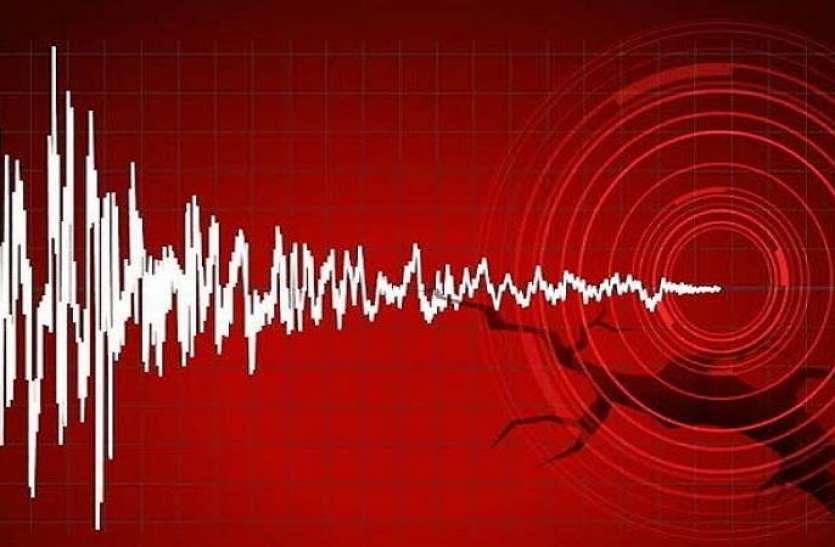Earthquake In Gujarat: कच्छ में भूकंप के झटके, रिक्टर स्केल पर 4.1 मापी गई तीव्रता