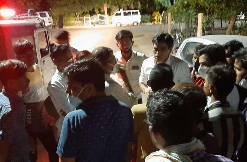 आरएसएससी नागौर के प्रबंधक मीणा की सड़क दुर्घटना में मृत्यु