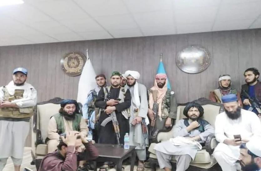 अफगानिस्तान क्रिकेट बोर्ड के ऑफिस में घुसे हथियारबंद तालिबानी, पूर्व क्रिकेटर भी साथ