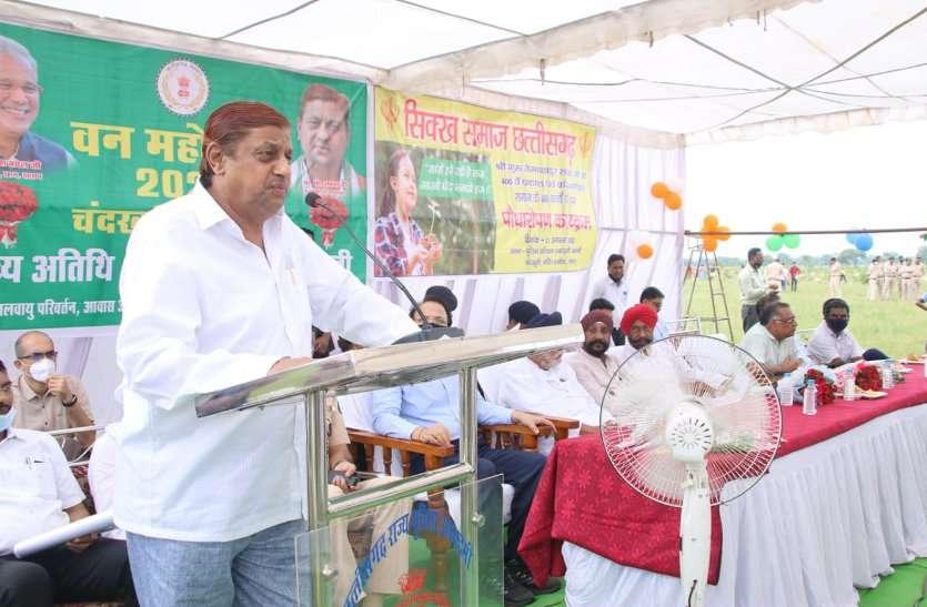 11 राष्ट्रीय पुरस्कार मिलना वन विभाग की बड़ी उपलब्धि : वन मंत्री मोहम्मद अकबर