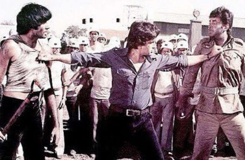 सेट पर अमिताभ बच्चन बुरी तरह से पीटने लगे थे शत्रुघ्न सिन्हा को, शशि कपूर को आना पड़ा था बीच में