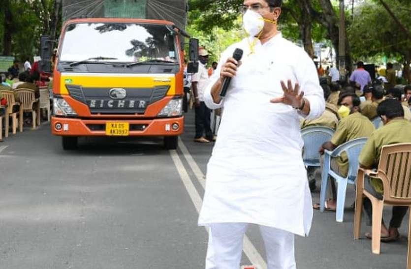 कर्नाटक : पद्मनाभ नगर क्षेत्र में खुलेंगे दो बाल चिकित्सा अस्पताल