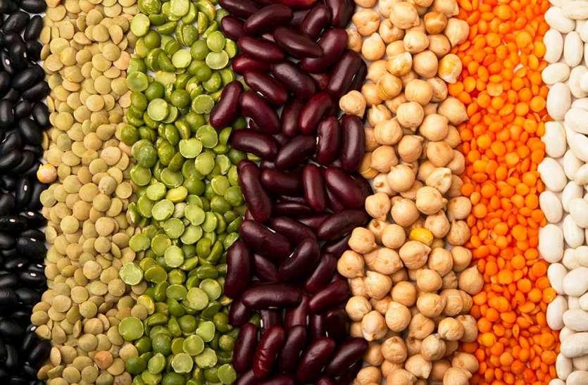 ग्वारगम में तेजी बरकरार, खाद्य तेल-दालें सामान्य