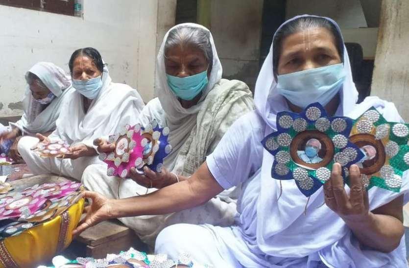 Rakshabandhan Rakhi 2021: अपनों ने ठुकराया तो पीएम मोदी को बनाया भाई, भेजी 251 स्पेशल राखियां