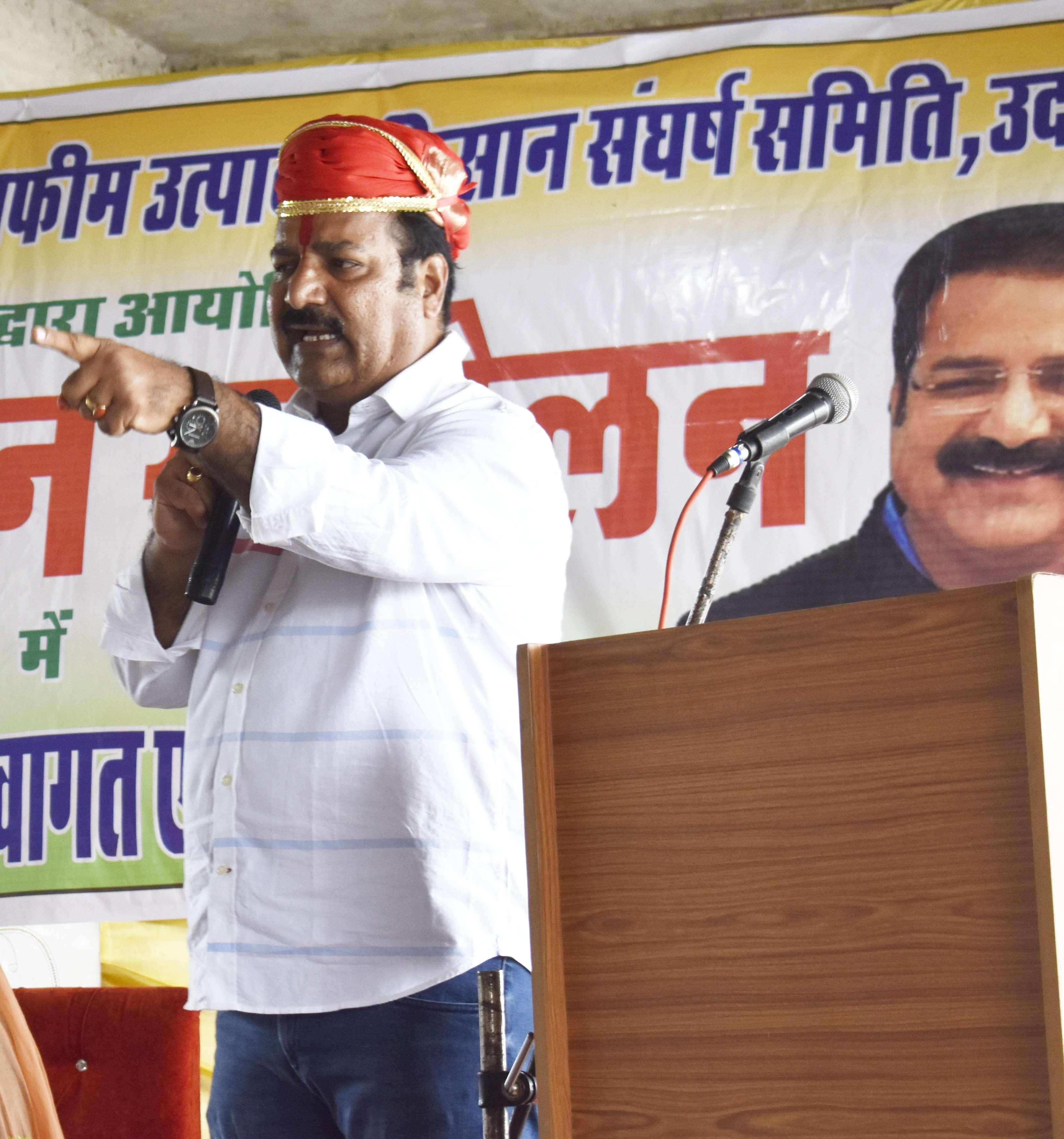 वल्लभनगर में बढ़ती महंगाई गिनाते हुए खाचरियावास ने निशाने पर लिया भाजपा को