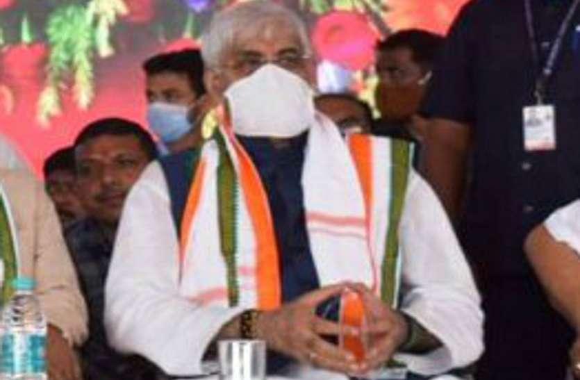 मंत्री टीएस ने लिया जोगी का नाम, कहा- तब भी यही होता था, फिर कांग्रेस को 15 साल सत्ता से रहना पड़ा बाहर