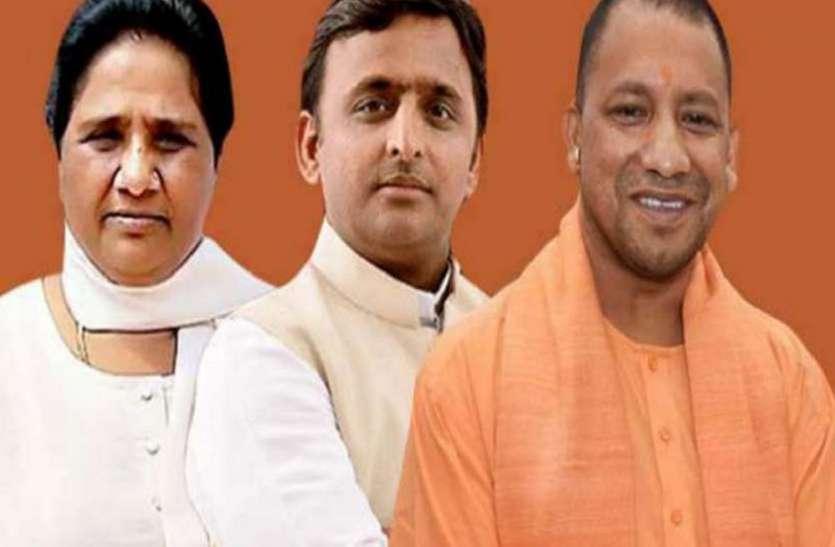 सपा के गढ़ अखिलेश को उन्हीं के अंदाज में जवाब, भाजपा ने उतार दिया नेताओं की फौज