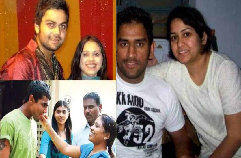 Raksha Bandhan 2021: टीम इंडिया के इन 5 क्रिकेटर्स की अपनी बहनों से स्पेशल बॉन्डिंग, भाईयों की सफलता में रहा बड़ा योगदान