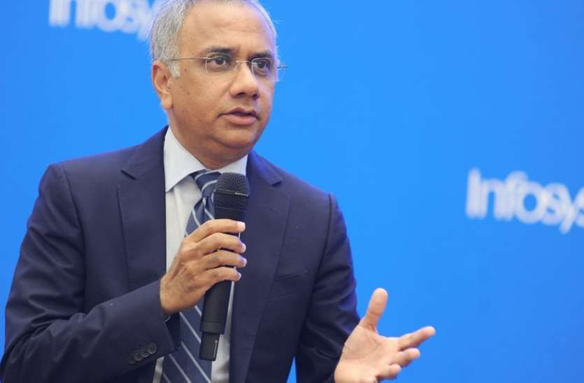 वित्त मंत्रालय ने Infosys के CEO को भेजा समन, आयकर वेबसाइट में तकनीकी दिक्कत को लेकर आई शिकायतें