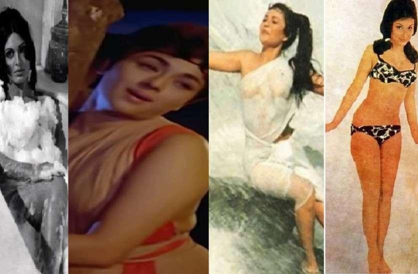 Mandakini से लेकर Zeenat Aman तक ये हैं बॉलीवुड की असल बोल्ड बालाएं, किसी ने दिए नहाते हुए सीन्स तो किसी ने पहनी बिकिनी
