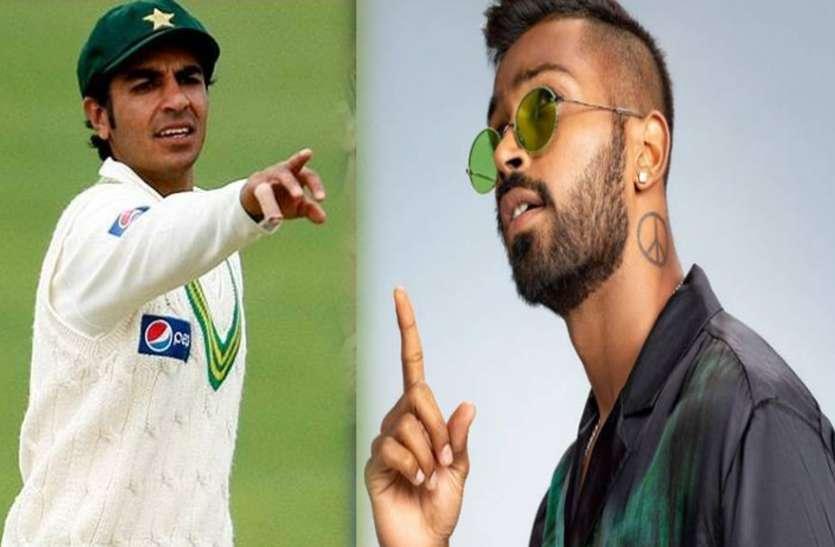 पाकिस्तानी क्रिकेटर सलमान बट ने हार्दिक पांड्या को दी ऐसी सलाह, बोले-'कपिल और इमरान की तरह होना चाहिए'