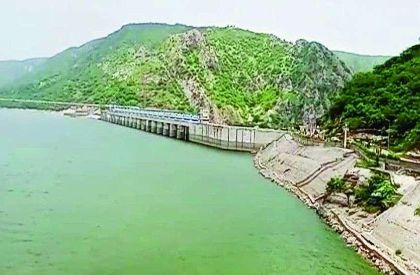 त्रिवेणी: बनास-बेड़च नदी का पानी पहुंचता है बीसलपुर बांध में