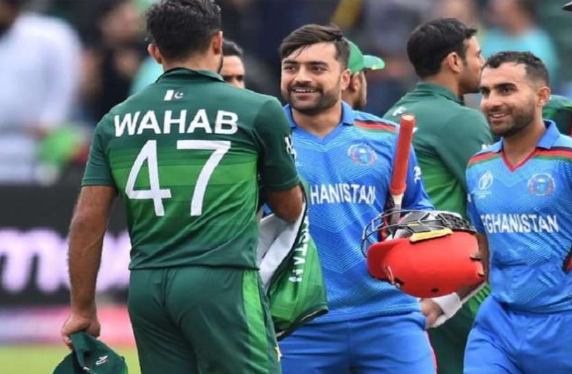 अफगानिस्तान और पाकिस्तान के बीच होने वनडे सीरीज अगले वर्ष तक के लिए स्थगित