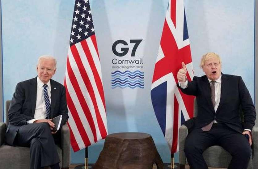 G-7 देश 31 अगस्त तक काबुल एयरपोर्ट को खाली नहीं करेंगे, बिडेन बोले- तालिबान को सहयोग करना ही होगा