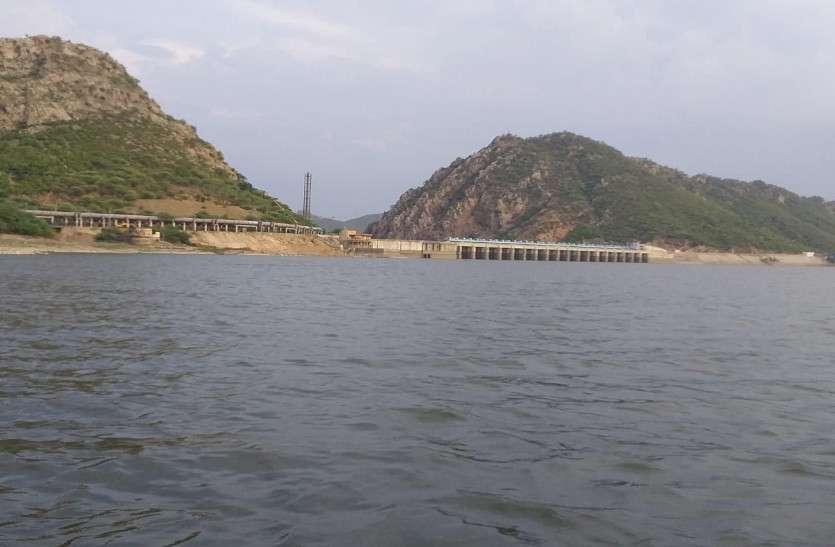 खुशखबरी: बीसलपुर में 24 घंटे में आया 32 सेंटीमीटर पानी, जयपुर,अजमेर और टोंक का पेयजल संकट समाप्त
