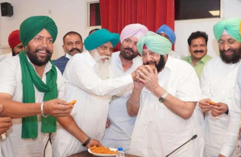 पंजाब का किसान आंदोलन खत्म, मुख्यमंत्री ने गन्ना खरीद का दाम बढ़ाकर बना दिया रिकॉर्ड