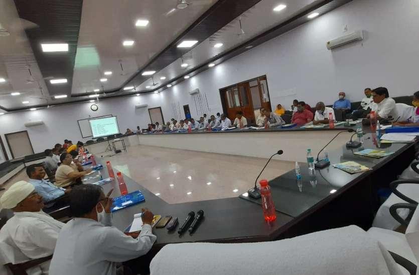 बीटीटीएस सदस्यों को दी पंचायतीराज योजनाओं की जानकारी
