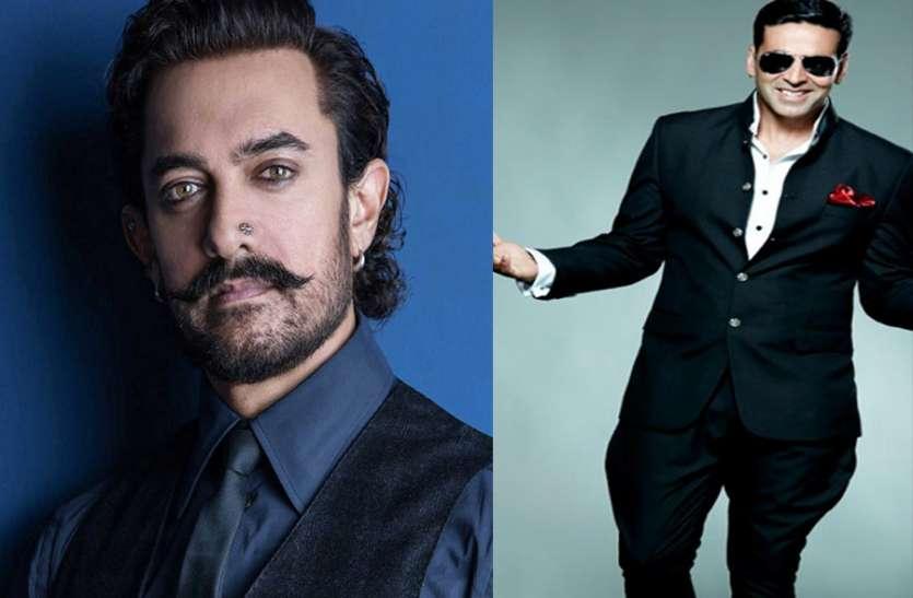 अक्षय लेते है 135 करोड़ तो आमिर मांगते है इतनी फीस, ये हीरो हैं साल 2021 के Highest Paid Actors