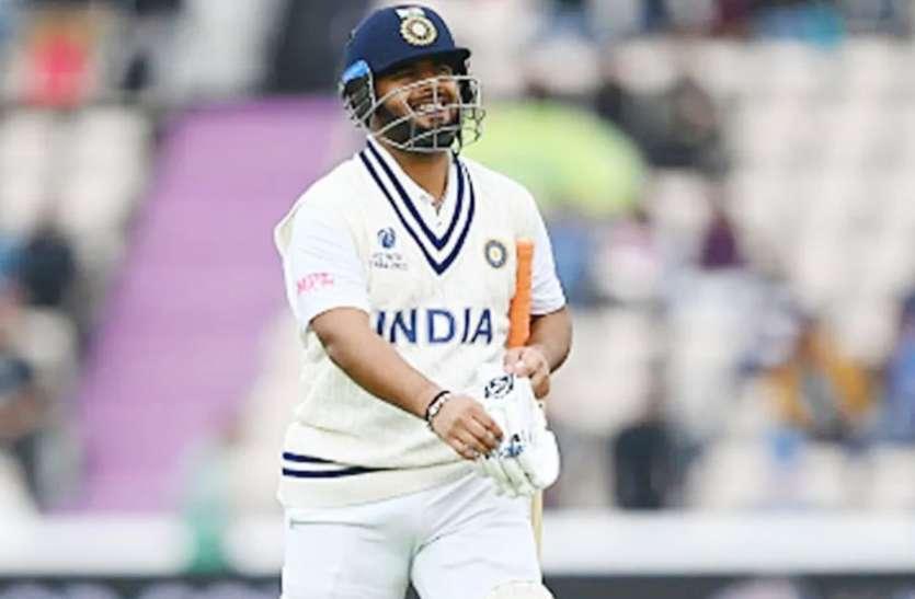 IND vs ENG: ऋषभ पंत पहली बार किसी भी टेस्ट की दोनों पारियों सिंगल डिजिट स्कोर पर हुए आउट, खराब प्रदर्शन जारी