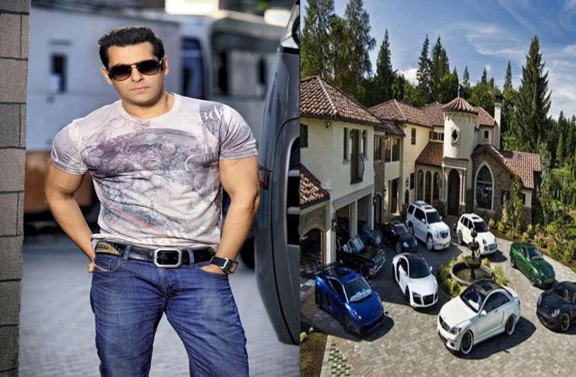 किंग साइज लाइफ जीते है Salman Khan, करोड़ों के याट से लेकर इन महंगी चीजों के भी मालिक है भाईजान