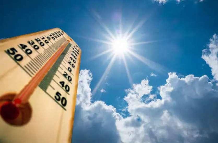 मौसम: सुबह झमाझम, दिन में क्वार वाली धूप कर रही परेशान