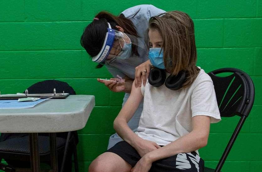 ब्रिटेन: 12 से 15 साल के बच्चों का जल्द शुरू होगा वैक्सीनेशन
