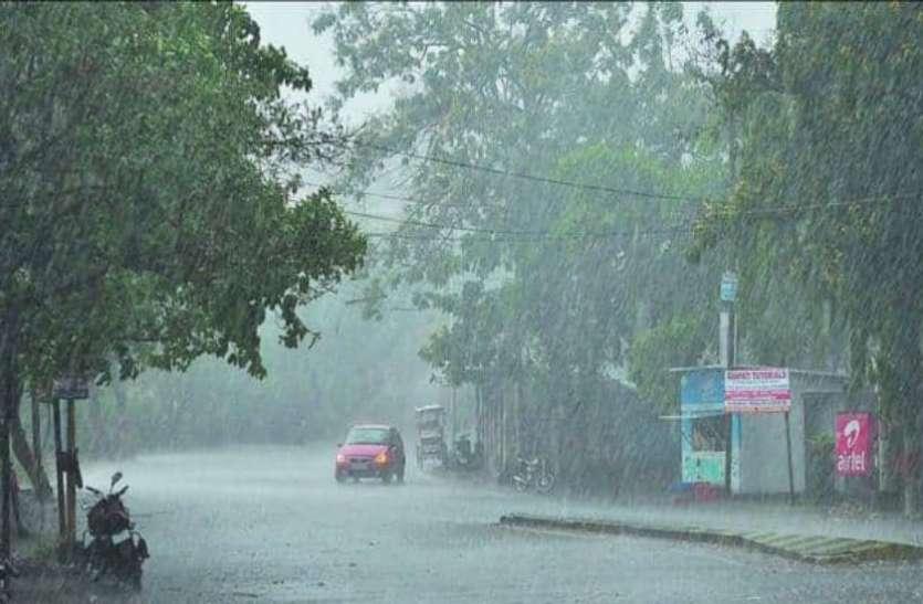 Weather Update: दिल्ली में सोमवार से बारिश की संभावना, उत्तराखंड में ऑरेंज अलर्ट जारी