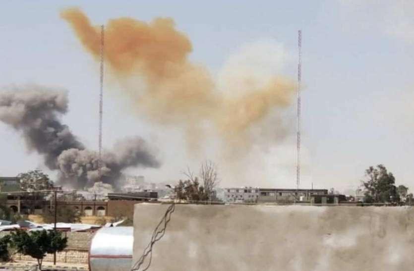 सऊदी अरब एयरपोर्ट पर ड्रोन अटैक, यात्री विमान क्षतिग्रस्त, आठ गंभीर रूप से घायल