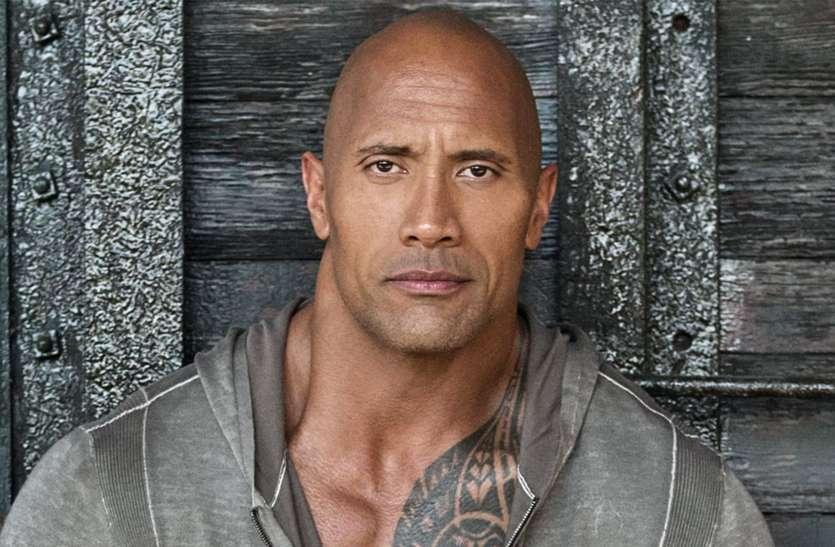 अपने हमशक्ल को देख खुद चौंक गए The Rock, Doppelganger को Dwayne Johnson ने बताया खुद से बेहतर, देखें फोटो