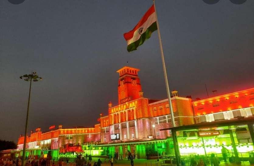 जोधपुर रेलवे स्टेशन: ग्रीन स्टैण्डर्ड उतरा खरा, मिली प्लेटिनम रेटिंग