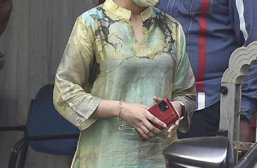कोयला तस्करी मामला: दिल्ली में ईडी के अधिकारियों के समक्ष हाजिर नहीं हुई रूजिरा
