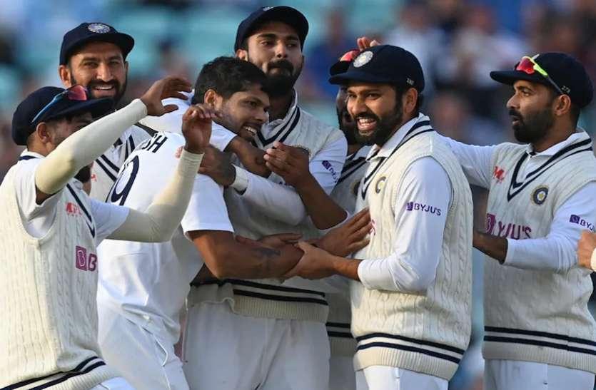 IND vs ENG : इंग्लैंड की पहली पारी 290 रन पर ढेर, भारत ने बिना कोई विकेट खोए बनाए 43 रन