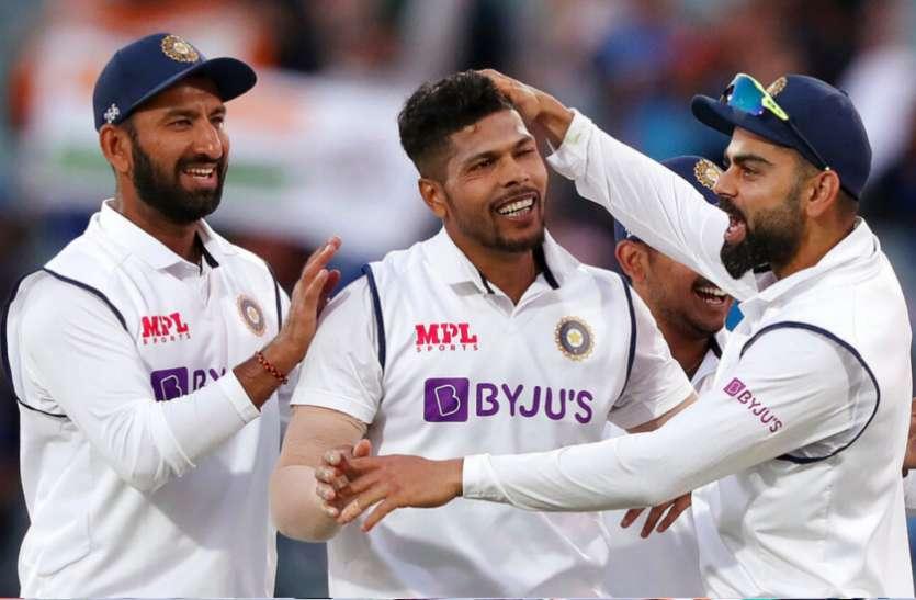 IND vs ENG : उमेश यादव 150 टेस्ट विकेट लेने वाले छठे भारतीय तेज गेंदबाज बने